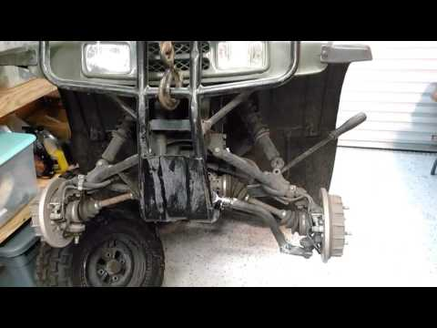 Arched adjustable Honda 300 fourtrax arms