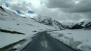Travelling to Khunjerab Pass China on Karakoram Highway
