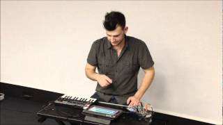 Making Music On Mpk Mini   Bucklemusic