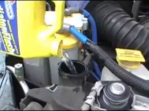 24V Cummins Diesel Thermostat Replacement and Coolant System Flush - By: Diesel Bombers