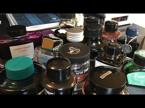 What to look for in an ink bottle