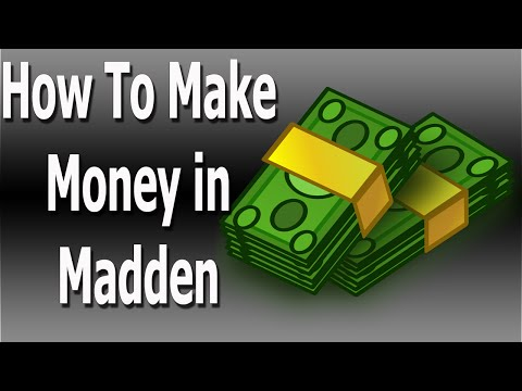 How to Make Money in Madden