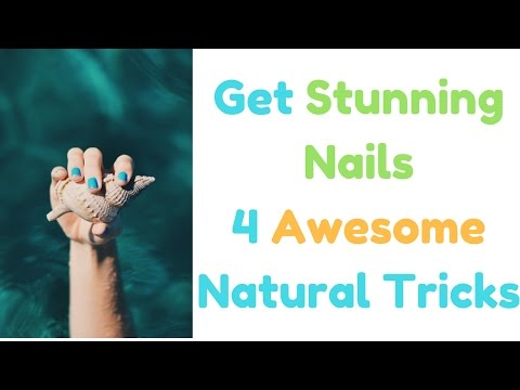 4 Natural Remedies for Nail discoloration Get Stunning Nail Instantly