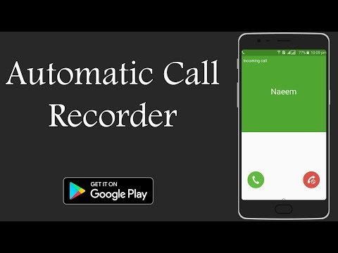 Automatic Call Recorder  Apps on Google Play