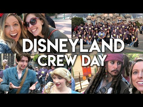 DISNEYLAND W/ THE TANGLED CREW