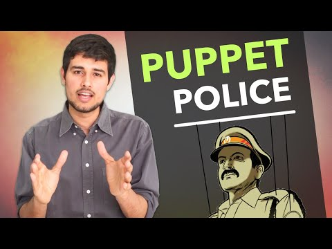 Indian Police is a Puppet of Netas! | Police Reforms Solutions by Dhruv Rathee [Unnao, Kathua]