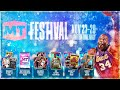 Myteam Festival Coming This Weekend In Nba 2k21 Myteam! New Limited Cards & New Flash Glitched Packs