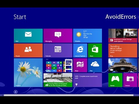 How to Reset Windows 8.1 Metro UI to the Default Tiles