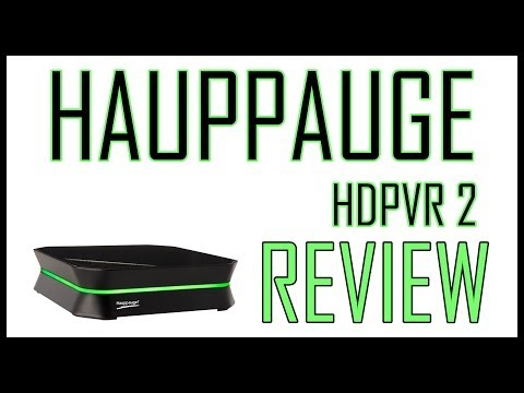 Hauppauge HD PVR 2 Review Best Capture Card for Xbox 360 Xbox One