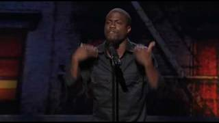 Kevin Hart - I'm Not a Fighter