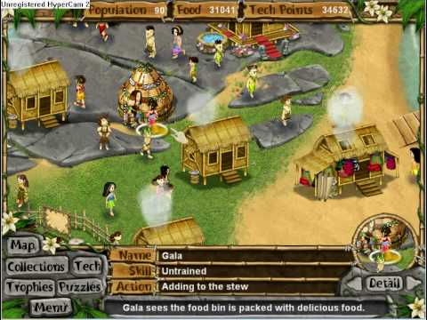 Virtual villagers 4 puzzle 11