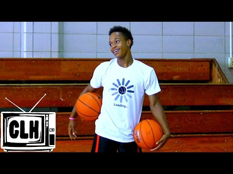 Johnathan McGriff Workout - INSANE HANDLES - Class of 2019 Basketball Prospect