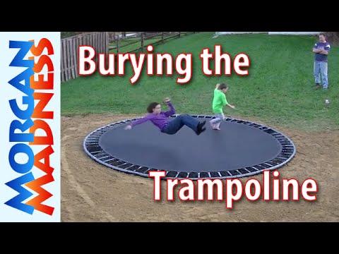 Burying the Trampoline