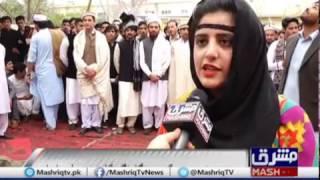 Peshawar University Culture day event ||Muhammad Irshad || Mashriq TV