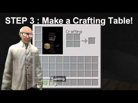 Noob's Guide to Minecraft - Beginner Basics!