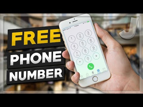 How To Get A FREE Phone Number