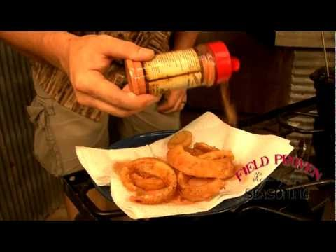 PERFECT Homemade Onion Rings