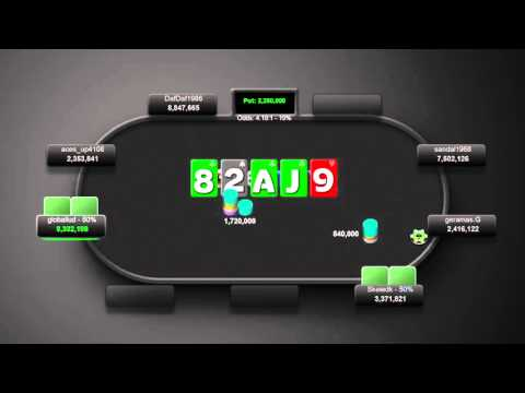 Sunday Millions Final Table MTT Review P10 | Pokernerve.com