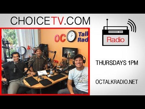 ChoiceTV Radio Episode 013   Chris Wolfe Actor & KTLA Reporter and Actors Greg Audino