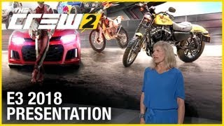 The Crew 2: E3 2018 Conference Presentation | Ubisoft [NA]