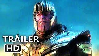 Download AVENGERS 4 Tráiler Español Latino SUBTITULADO #3 (Nuevo, 2019) ENDGAME con Thanos Video