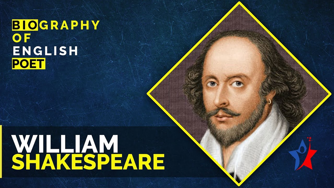 William Shakespeare Biography in English