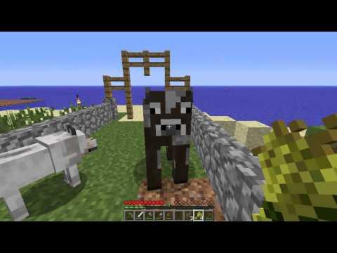Lonely Island Survival   Episode 4   A cow enclosure!