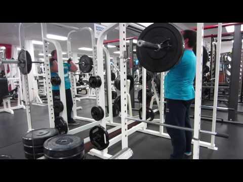 Mass Building Leg Workout - I've got the gym to myself 👍