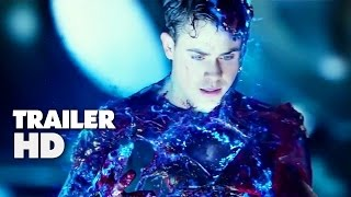 Power Rangers - Official Film Trailer 2017 - Elizabeth Banks Action Movie HD