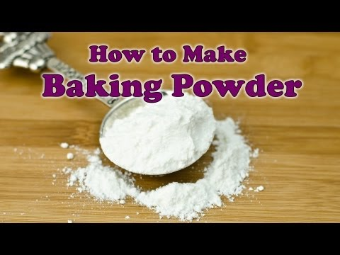 How to Make Baking Powder: Baking Quick Tip by Cookies Cupcakes and Cardio