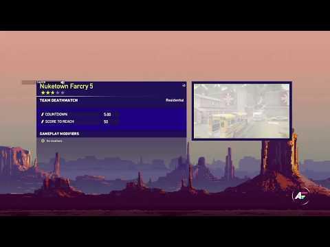[Nuketown] Farcry 5 Arcade Map