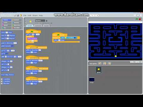 how to make a pacman game part 2