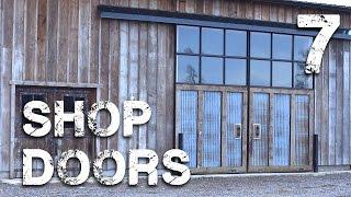 Shop Doors pt. 7 - Closing the Door on the Project