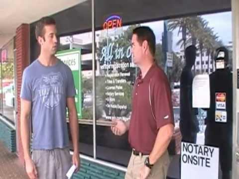 car registration - Yucaipa - Customer Testimonial 3