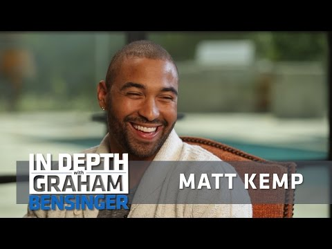 Matt Kemp: $160M contract foretold in fortune cookies