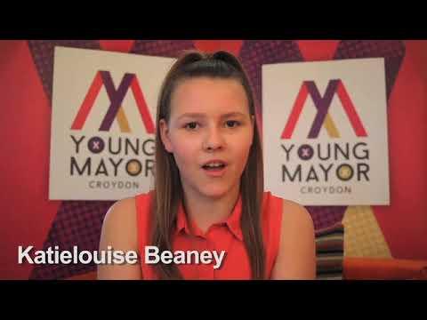 Croydon Young Mayor candidate - Katielouise Beaney