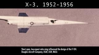 """X-Planes: Discovery Through Flight"" Video - Exploratory Experimental Flight (X-Planes)"