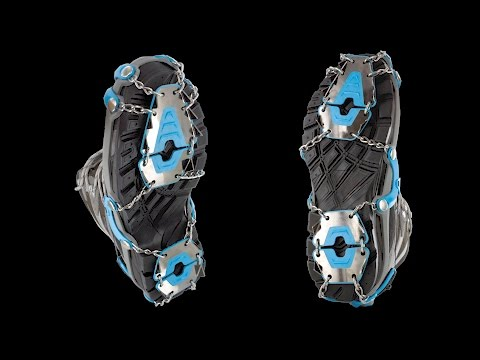 Yaktrax Summit 'Spikes' For Traction On Ice