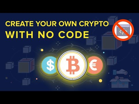How To Create A Cryptocurrency Without Any Code On NEM