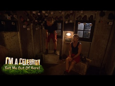 Jimmy And Carl Face The Start Of The Shed Of Dread | I'm A Celebrity...Get Me Out Of Here!
