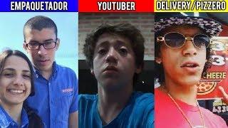 La PROFESION De Tu Artista FAVORITO ANTES DE SER FAMOSO (Trap)   SeveNTrap