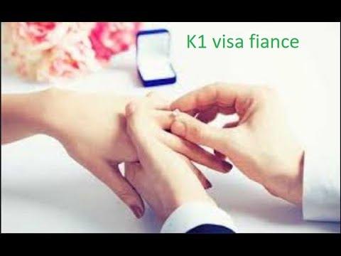 Fiance visa k1 the process