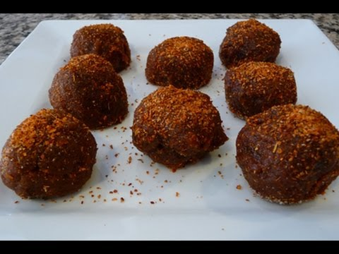 Mexican Candy, Spicy Tamarindo Balls Recipe How to
