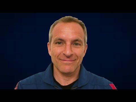 Canadian astronaut David Saint-Jacques talks about space