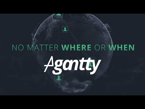 Agantty - free project management with gantt chart