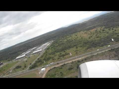 Liberia, Costa Rica Flight to Miami, Florida