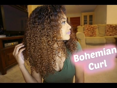BEST CURLY BEAUTY SUPPLY STORE HAIR | Bohemian Curl