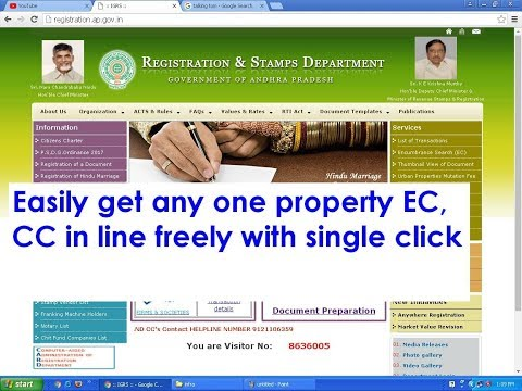 How to get EC,CC and document preparation in online with one click in AP