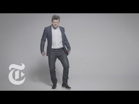 How Andy Serkis Plays a Talking Chimp | Acting Class