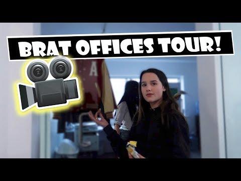 Brat Offices Tour 🎥 (WK 379.7)   Bratayley